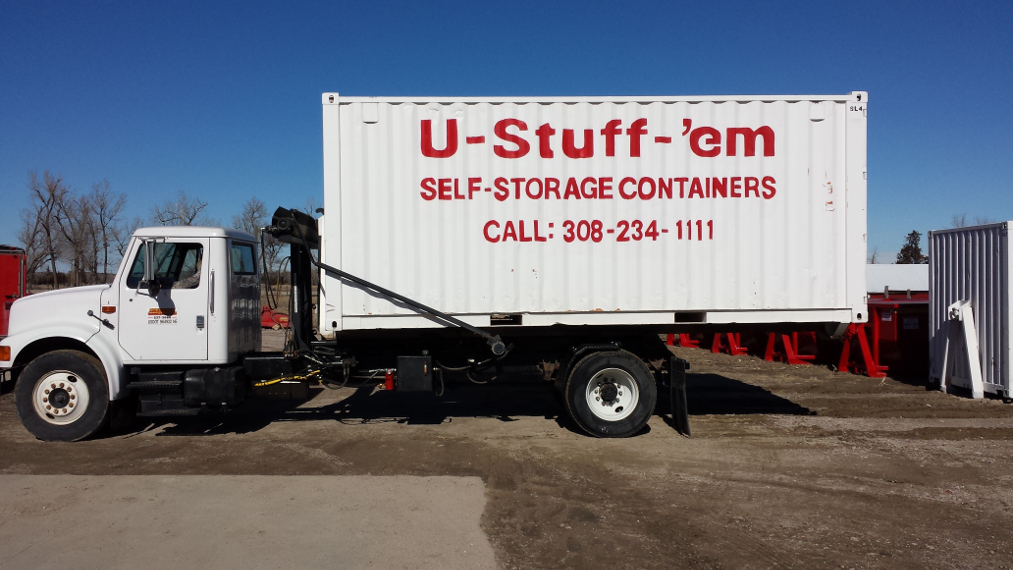 On Site Dumpsters and Storage Bins Kearney Nebraska
